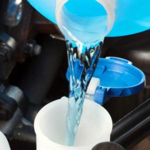 Омывающая жидкость